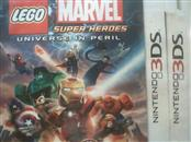 3DS GAME Nintendo 3DS LEGO SUPER HEROS